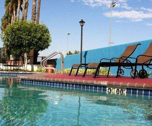 Outdoor Pool at BEST WESTERN PLUS Placentia Inn & Suites