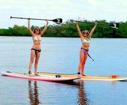 Guided Stand Up Paddleboarding Tour Near Cocoa Beach Florida