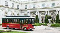 See beautiful mansions as you ride the trolley