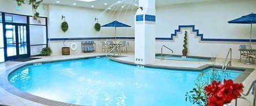 Courtyard by Marriott Tacoma Downtown Indoor Pool