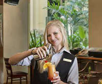 Embassy Suites Tampa - USF/Near Busch Gardens Dining
