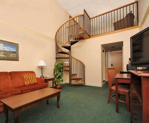 Country Cascades- Pigeon Forge,TN Room Photos