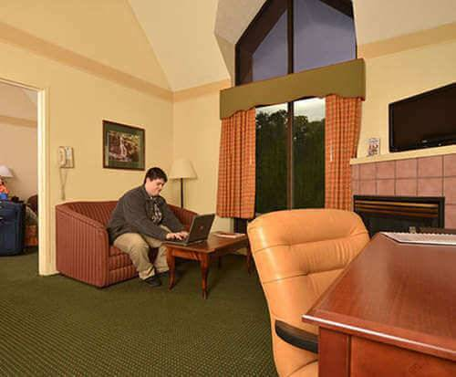 Room Photo for Country Cascades- Pigeon Forge,TN