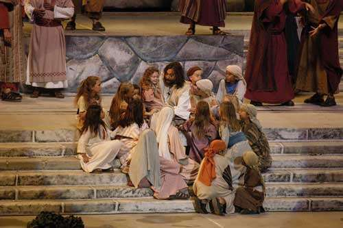 The Miracle: Bible Stories Brought To Life, Jesus children