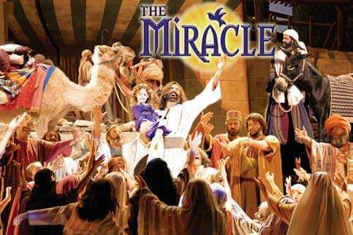 The Miracle: Bible Stories Brought To Life