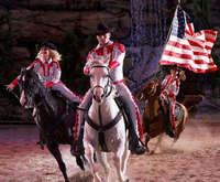 Dixie Stampede - Pigeon Forge, TN