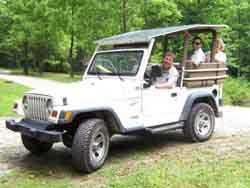 Waterfall Jeep Tour