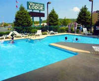 Vacation Lodge Pigeon Forge TN