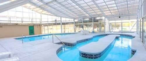 Outdoor Swimming Pool of Sleep Inn & Suites Gatlinburg