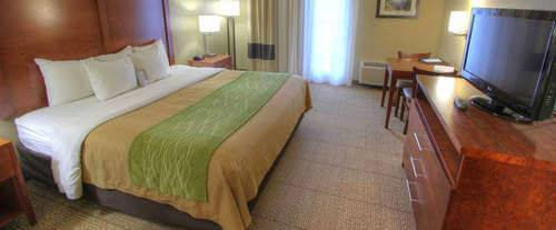Photo of Quality Inn & Suites at Dollywood Lane Room
