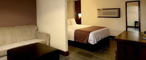 Room Photo for Rodeway Inn & Suites Medical Center