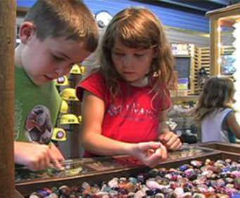 Big Thunder Gold Mine - Keystone, SD, collecting treasures