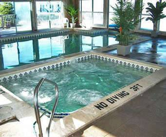 Northwinds Motel Mackinaw City Indoor Pool