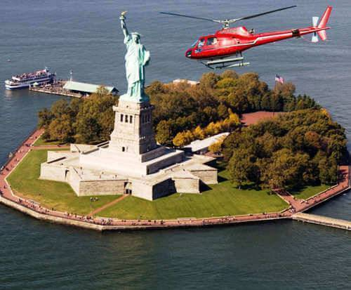 New York City Helicopter Tours, sightseeing