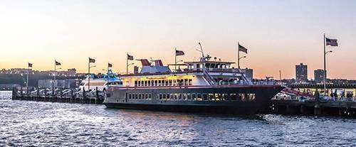 Fish Bar Brunch & Dinner Cruises