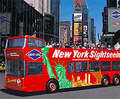 Foreign Languages City Tour w/Double Decker Bus & Ferry Ticket Photo