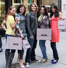 On Location Tours Featuring Gossip Girl Hot Spots, shopping