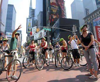City Tour, bicycle tours