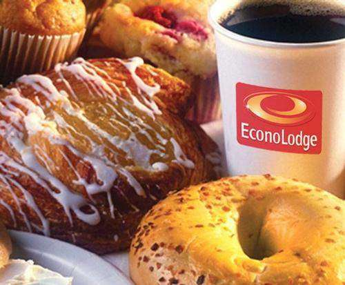 Econo Lodge Meadowlands Dining