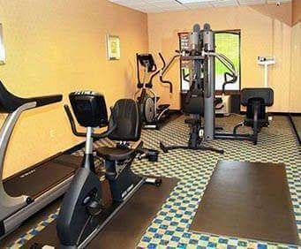 Comfort Suites Amish Country Fitness Center