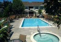 Outdoor Pool at TownePlace Suites Seattle Everett/Mukilteo