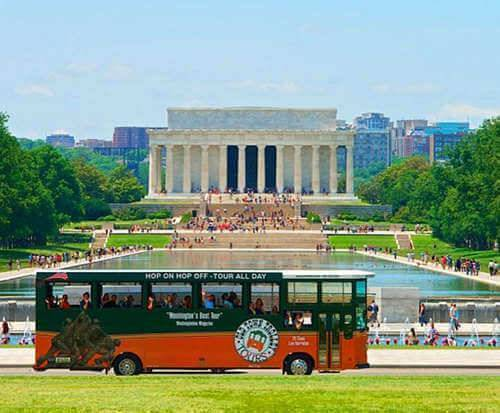DC Trolley Bus Tour