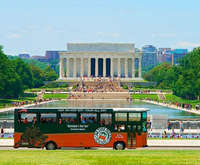 Washington DC Trolley Narrated...