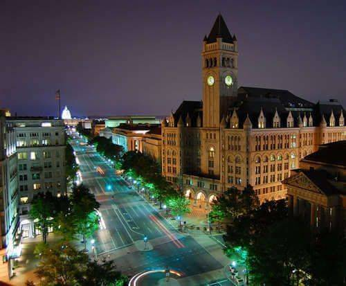 Romance in washington dc restaurants attractions and for Romantic places near dc