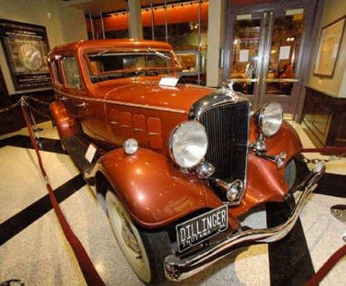 Crime Museum - History of Crime, Justice, & Forensic Sciences, classic car