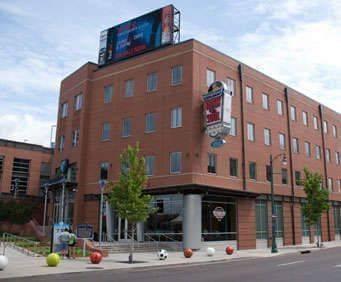 Memphis Rock 'n' Soul Museum, exterior