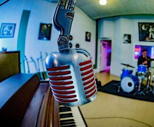 Sun Studio Guided Tour, music tour