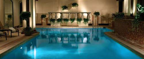 The Peabody Memphis Indoor Swimming Pool