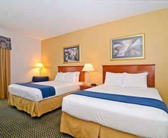 Room Photo for Comfort Inn & Suites Airport American Way